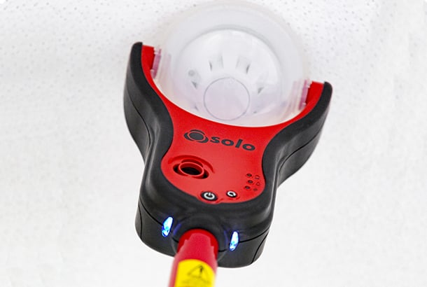 Smoke Detector Sensitivity Tester