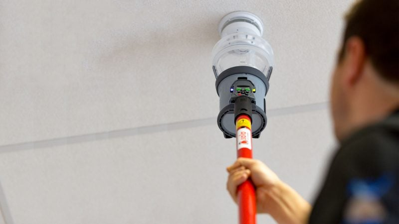 How changes to standards affect fire detection testing