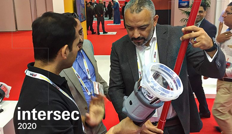 Intersec 2020 detectortesters